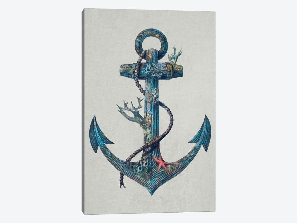 Lost at Sea #1 by Terry Fan 1-piece Canvas Art Print