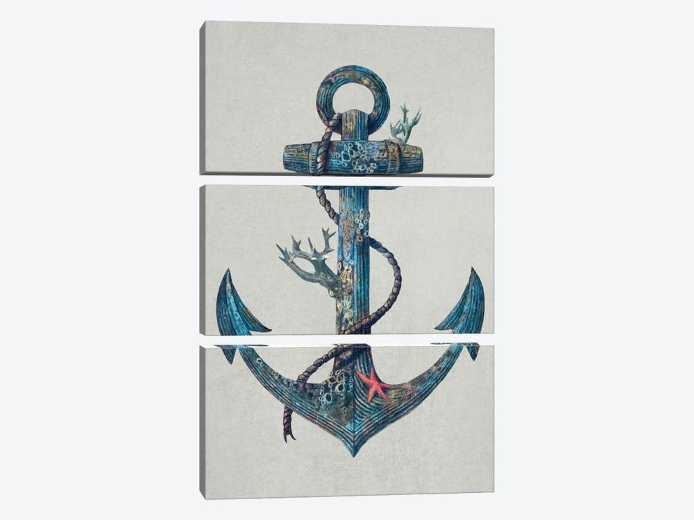 Lost at Sea #1 3-piece Art Print