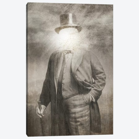 Mr. Sunshine Canvas Print #TFN135} by Terry Fan Canvas Artwork