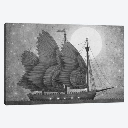 Night Odyssey Canvas Print #TFN141} by Terry Fan Canvas Art