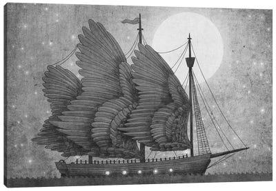 Night Odyssey Canvas Print #TFN141