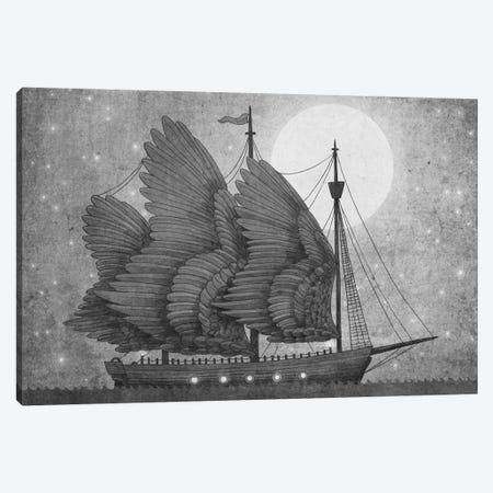Night Odyssey Canvas Print #TFN141} by Terry Fan Canvas Art
