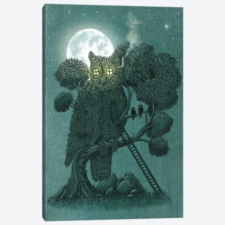 Night Watch Canvas Print #TFN143} by Terry Fan Canvas Artwork