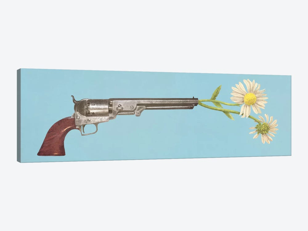 Peacemaker by Terry Fan 1-piece Canvas Wall Art