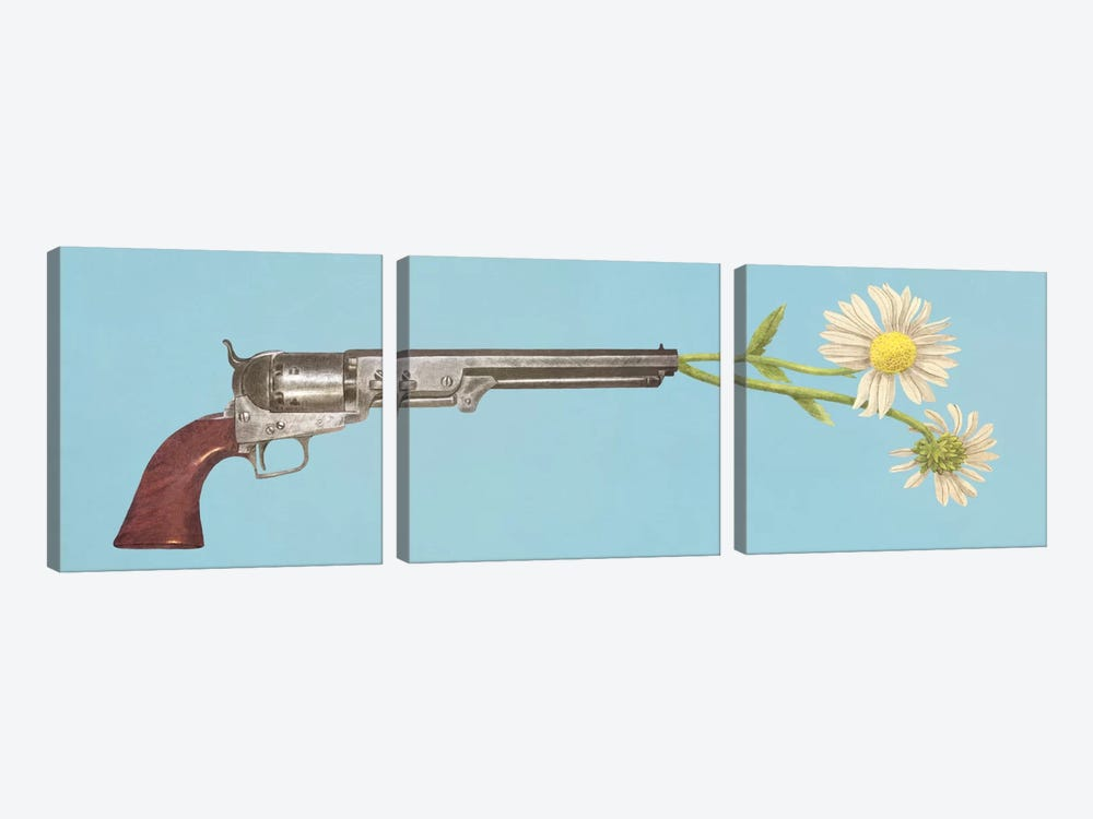 Peacemaker by Terry Fan 3-piece Canvas Artwork