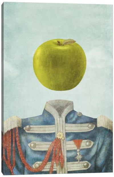 Sgt. Apple Canvas Art Print