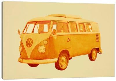 Summer Ride Canvas Art Print
