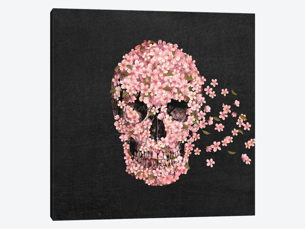 A Beautiful Death by Terry Fan 1-piece Canvas Art