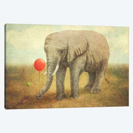 Truce Canvas Print #TFN214} by Terry Fan Canvas Art Print