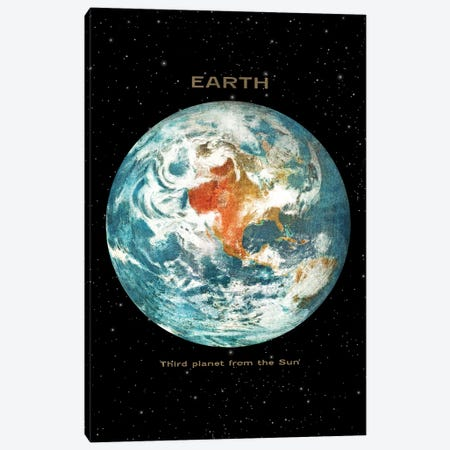 Earth II Canvas Print #TFN242} by Terry Fan Canvas Print