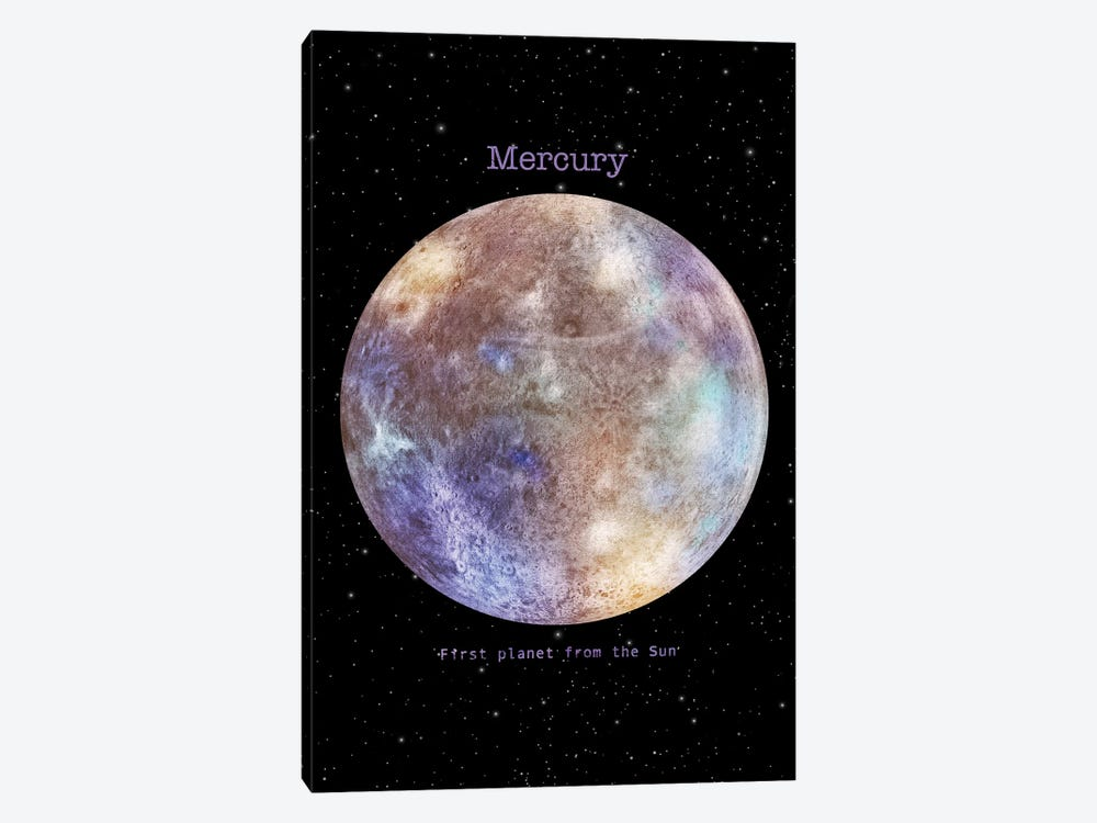 Mercury by Terry Fan 1-piece Canvas Art Print