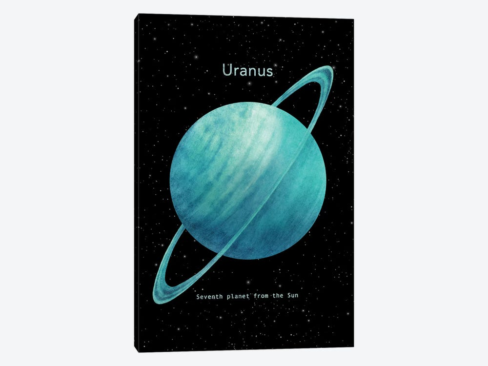 Uranus by Terry Fan 1-piece Art Print