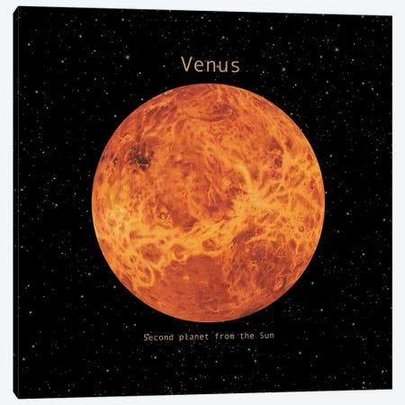 Venus Square Canvas Print #TFN255} by Terry Fan Art Print