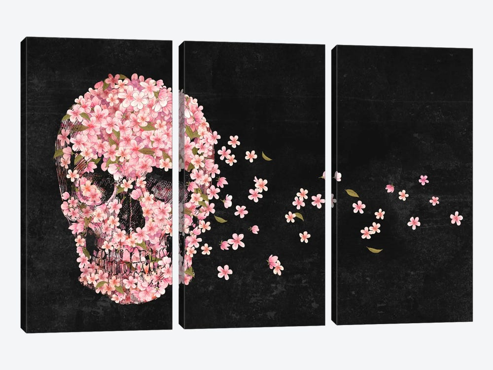 A Beautiful Death Landscape by Terry Fan 3-piece Canvas Art Print