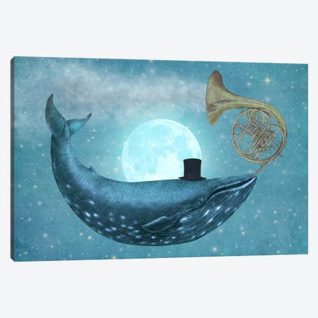 Cloud Maker Canvas Print #TFN31} by Terry Fan Canvas Art