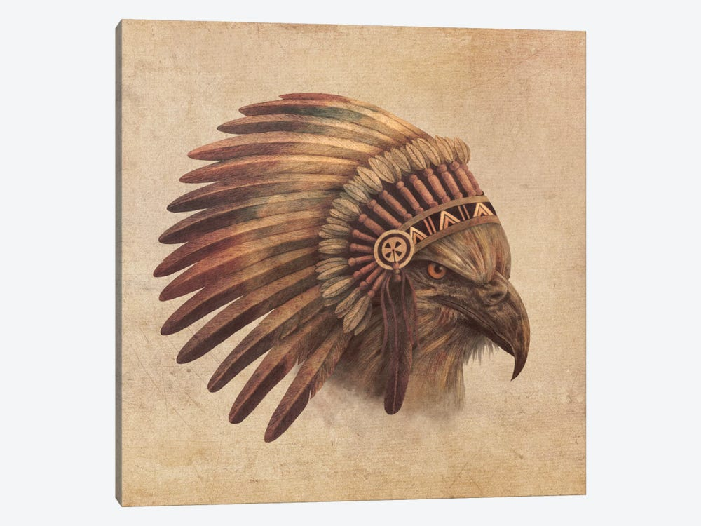 Eagle Chief #2 by Terry Fan 1-piece Art Print