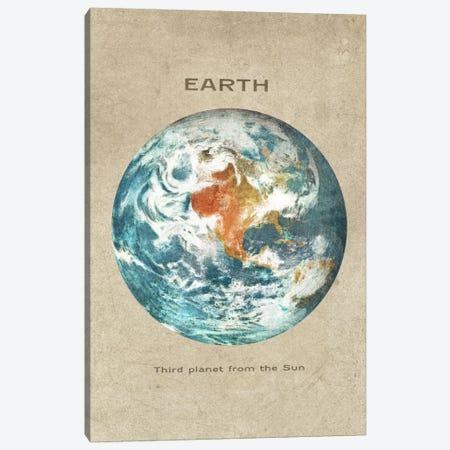Earth Portrait Canvas Print #TFN60} by Terry Fan Canvas Art Print
