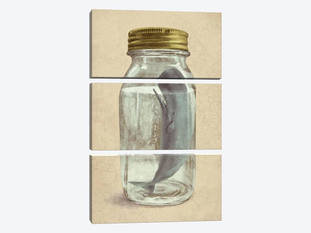 Extinction by Terry Fan 3-piece Canvas Artwork