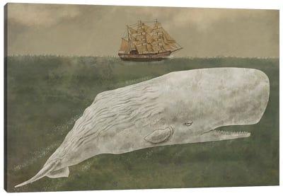 Far From Nantucket Canvas Art Print