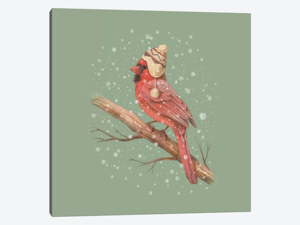 First Snow #2 by Terry Fan 1-piece Canvas Artwork
