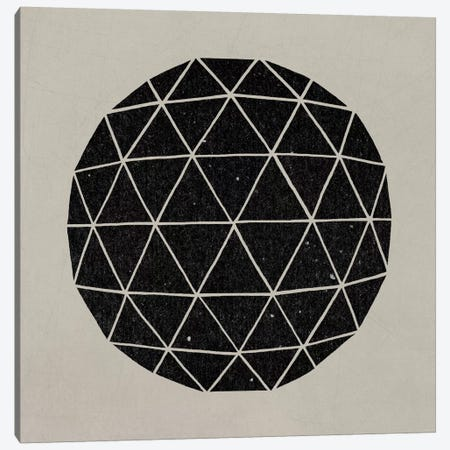 Geodesic #1 Canvas Print #TFN98} by Terry Fan Canvas Artwork