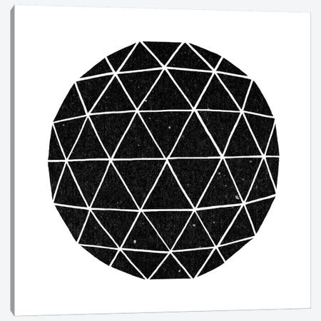 Geodesic #2 Canvas Print #TFN99} by Terry Fan Canvas Artwork
