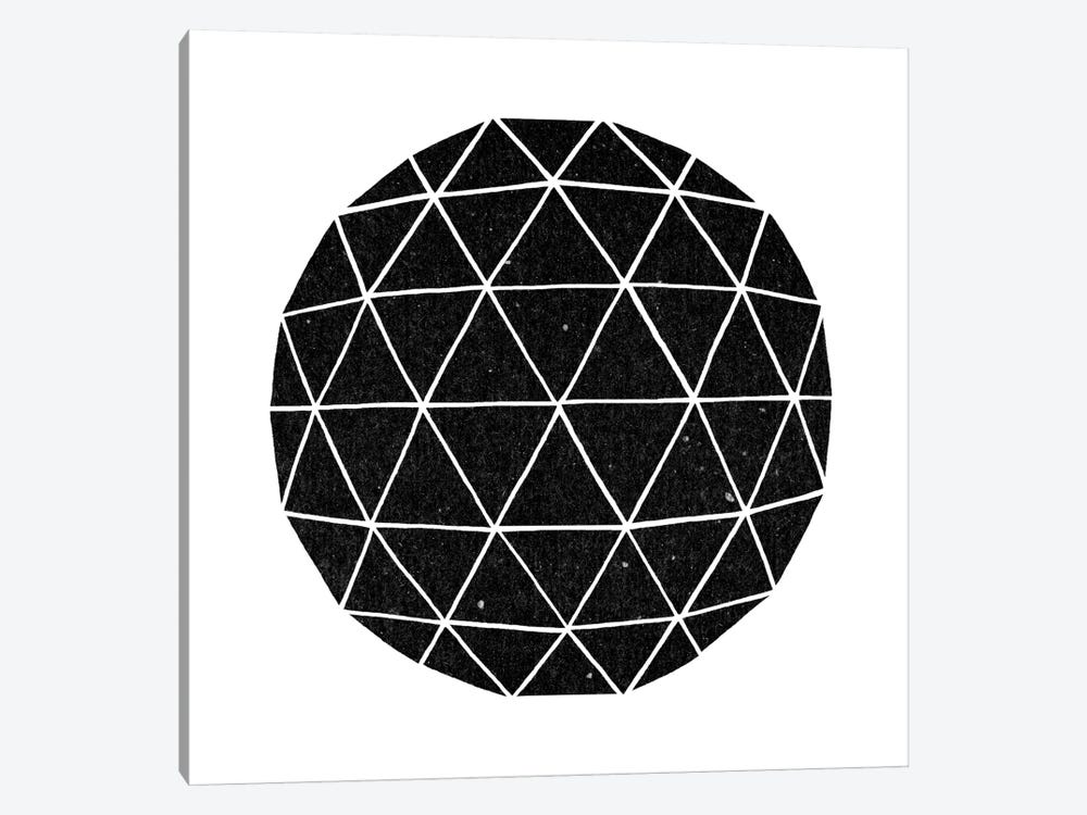 Geodesic #2 by Terry Fan 1-piece Art Print