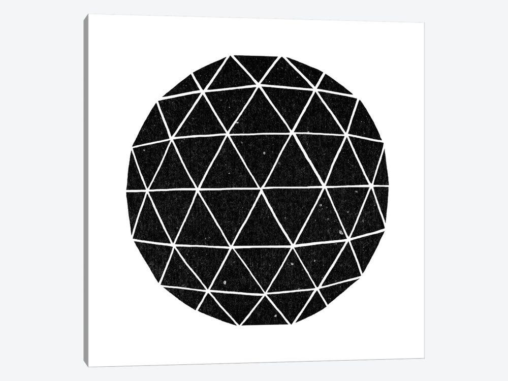 Geodesic #2 by Terry Fan 1-piece Art Print