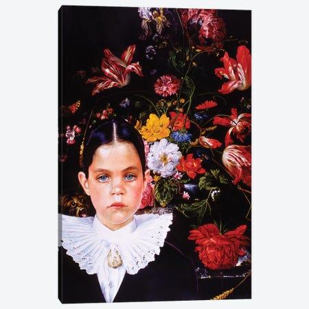 Fiammingo Canvas Print #TGA14} by Titti Garelli Art Print