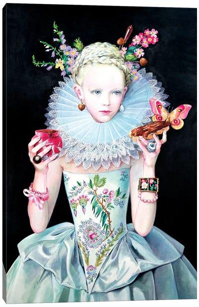 Ninsola Canvas Art Print