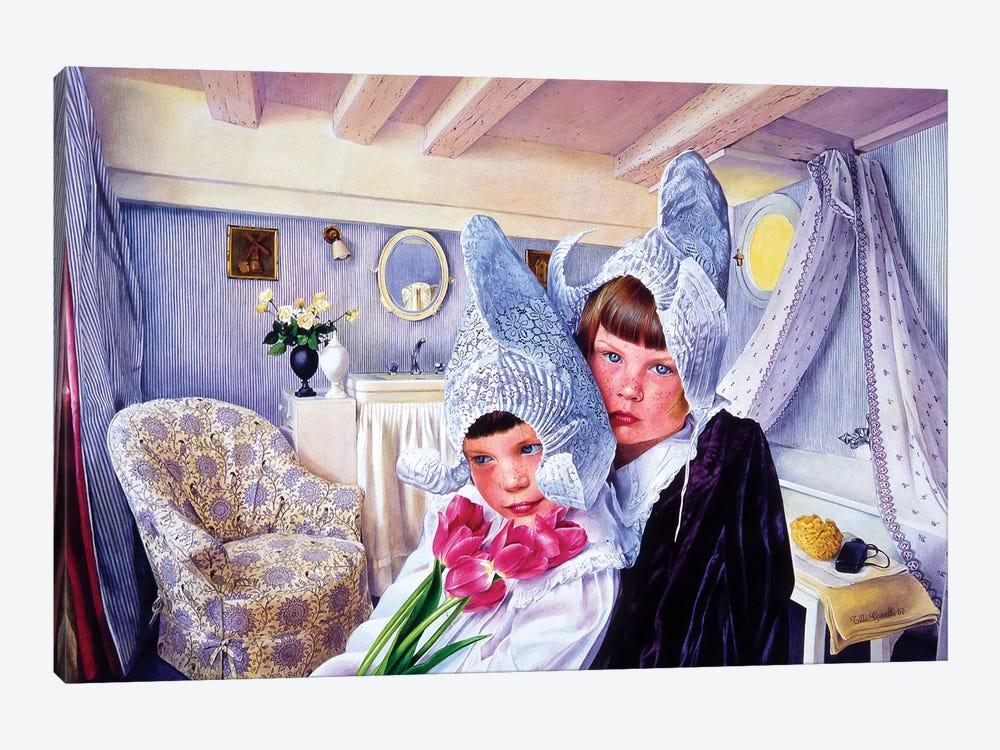 Olandesine by Titti Garelli 1-piece Canvas Art Print