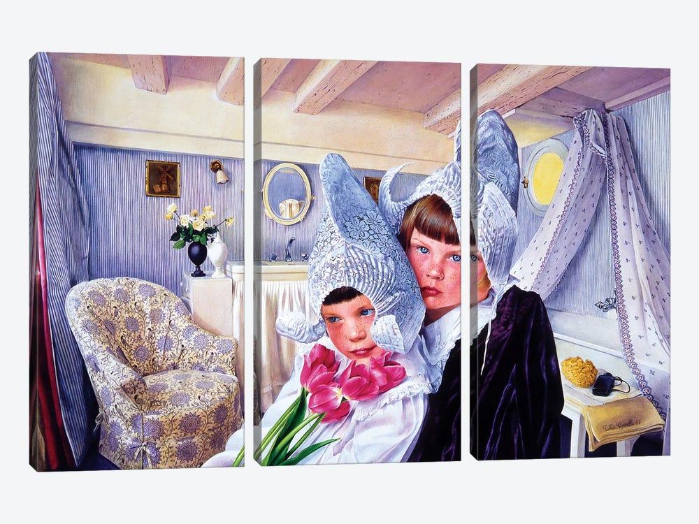 Olandesine by Titti Garelli 3-piece Art Print