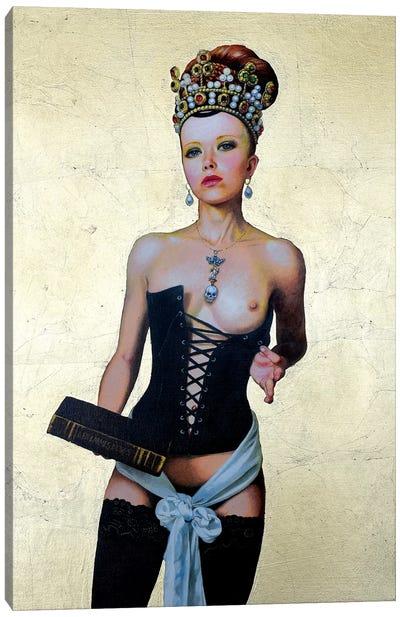 Regina Erotica - Agnes Canvas Art Print