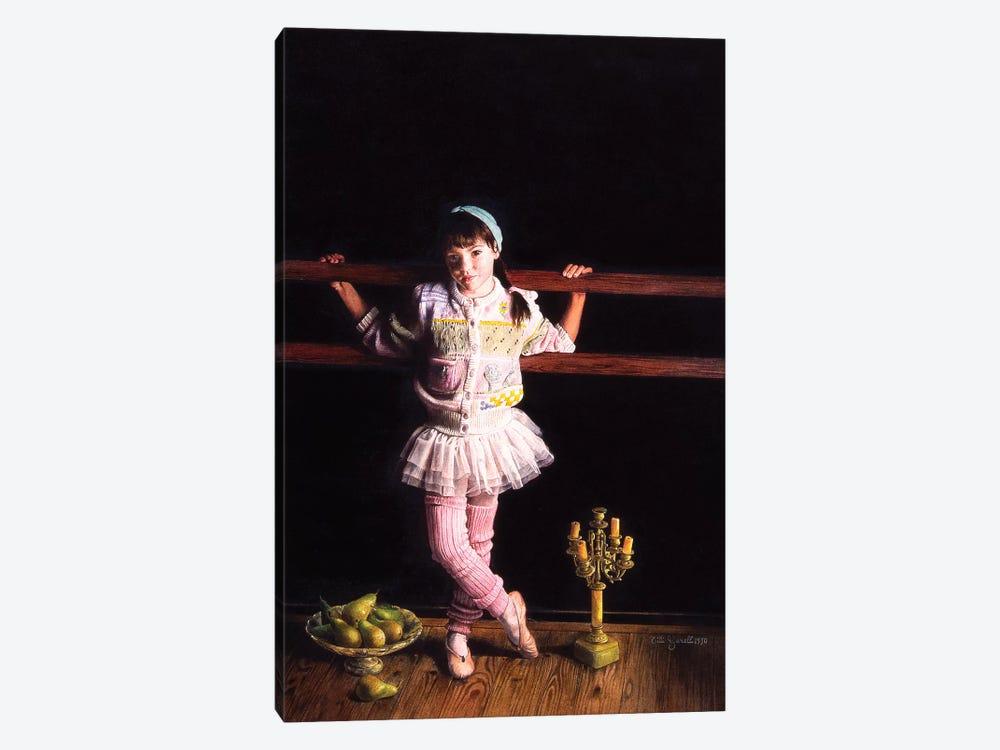 Ballerina II by Titti Garelli 1-piece Canvas Art
