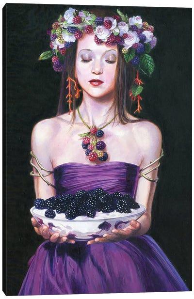 Annalisa Regina Delle More Canvas Art Print