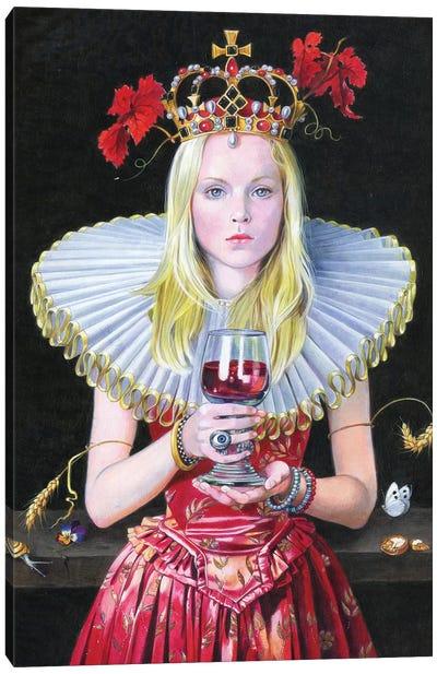 Barolo Queen Canvas Art Print