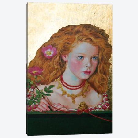 Fair Rosamunde Canvas Print #TGA46} by Titti Garelli Canvas Art