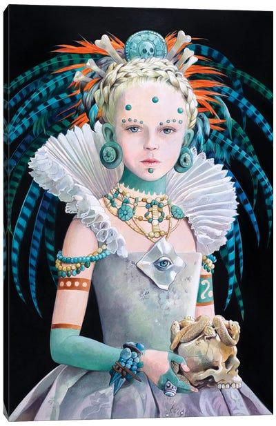 Regina Maya Canvas Art Print