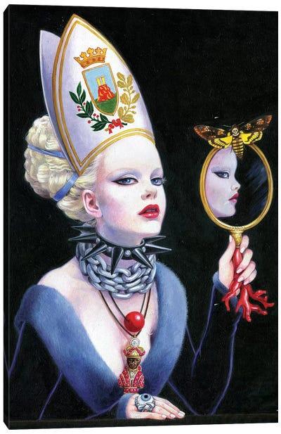 Lust-Regina Monregalese Canvas Art Print