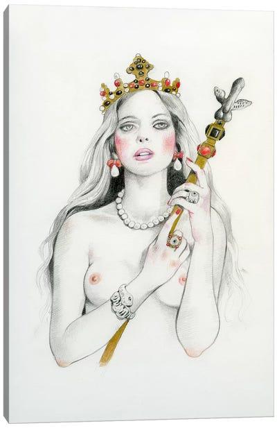 Queen III - Eleonora Canvas Art Print