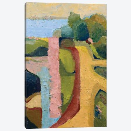 Sandy Hill Farm Canvas Print #TGD5} by Toby Gordon Art Print