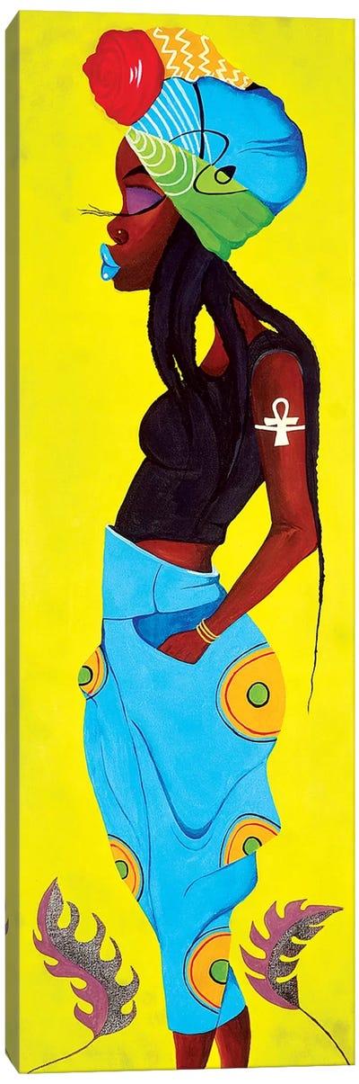 She Waits II Canvas Art Print