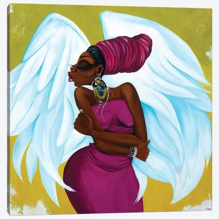 Soar Canvas Print #TGL23} by Tiffani Glenn Canvas Art