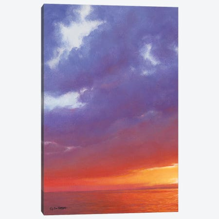 Certain Glow Canvas Print #TGN1} by Tim Gagnon Canvas Artwork