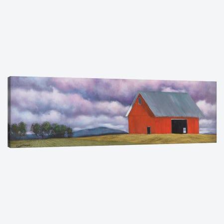 Rural Skies Canvas Print #TGN4} by Tim Gagnon Canvas Art Print