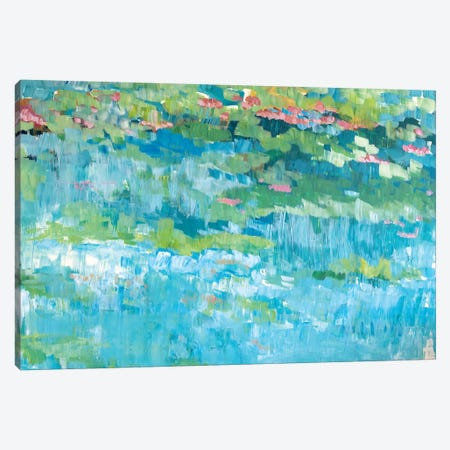 Coming Up Close Canvas Print #TGO2} by Tamara Gonda Canvas Art Print
