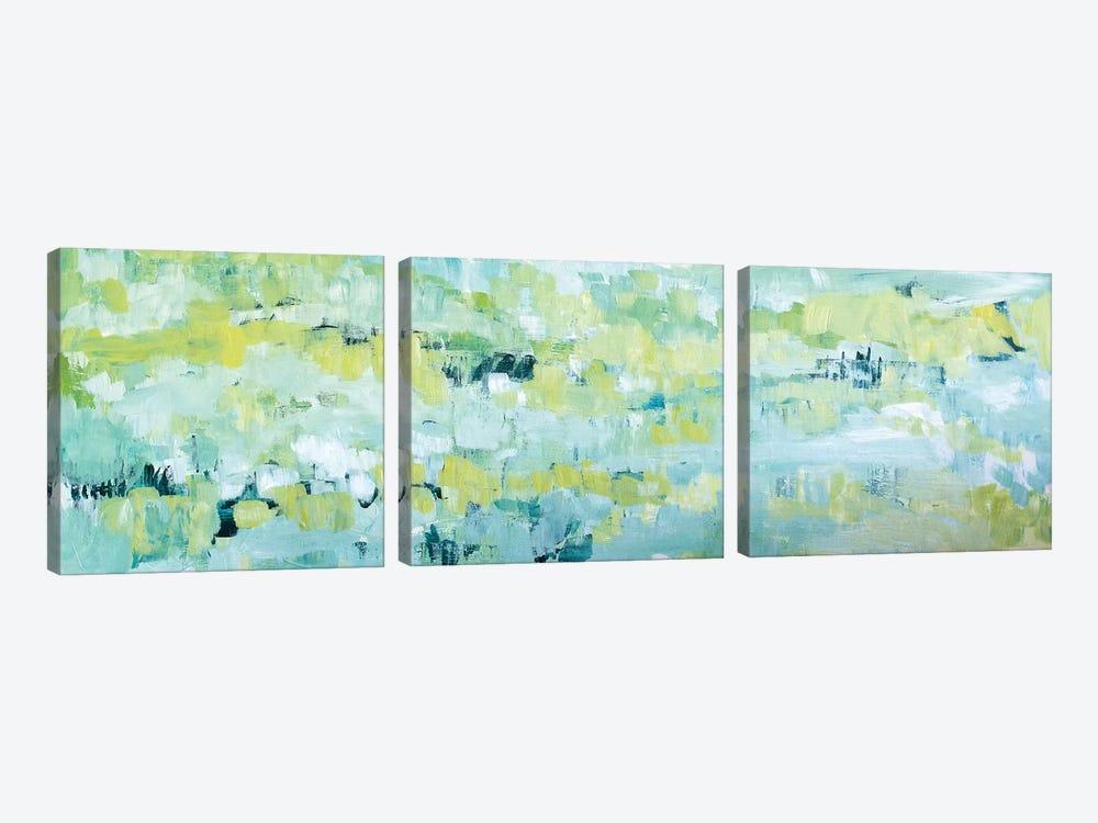 Except In Spring by Tamara Gonda 3-piece Canvas Art