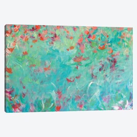 Sunday Driving Canvas Print #TGO7} by Tamara Gonda Canvas Artwork
