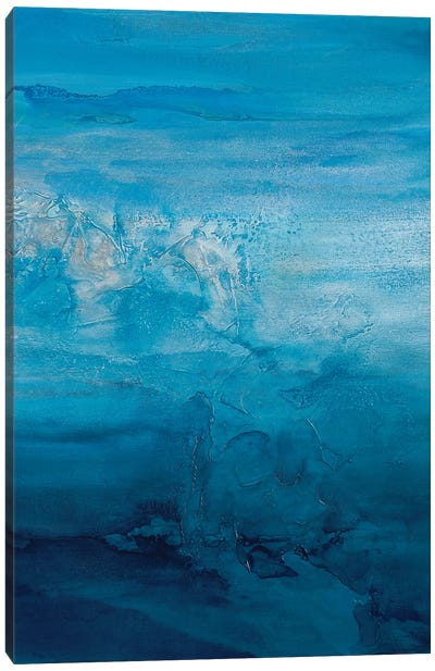 Opal Sky II Canvas Art Print