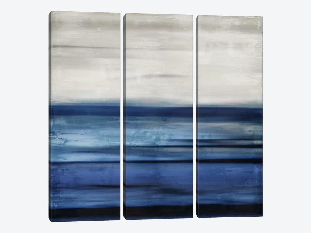 Interlude by Taylor Hamilton 3-piece Canvas Wall Art